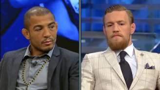 UFC Champ Jose Aldo Wants Conor McGregor Drug Tested Weekly