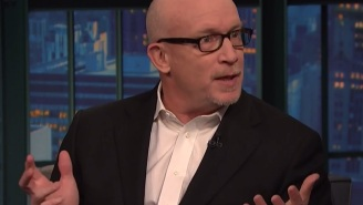 'Going Clear' Filmmaker Alex Gibney Tells Seth Meyers How Scientology Shook Down The IRS