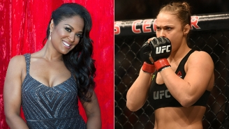 Ronda Rousey Responds To Laila Ali: 'If She Wants To Take Me Up On That [Fight], I'm Around'