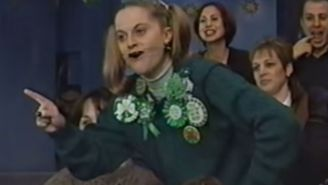 Let's reflect on Amy Poehler's incredible work as Andy Richter's little sister