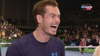 Did Andy Murray Out His Teammate On Live TV For Cheating On His Girlfriend?