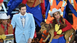 Andy Samberg Will Host The 67th Annual Emmy Awards