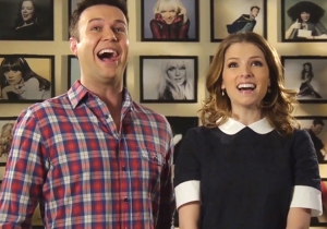Anna Kendrick And Taran Killam Obsessed Over 'The Unbreakable Kimmy Schmidt' Theme Song On Twitter