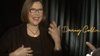Annette Bening on the mysterious charm of Al Pacino in 'Danny Collins'