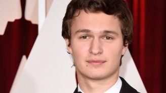 Ansel Elgort Will Play Tony In Steven Spielberg's 'West Side Story'