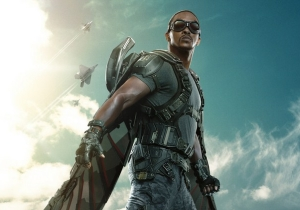 Anthony Mackie Had No Idea He Was In 'Avengers 2' Until He Saw The Poster