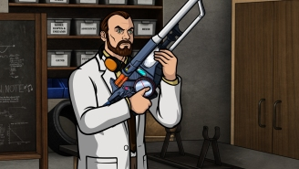 From Bionics To Brown Notes: All The Sloppy Fun Science In 'Archer' This Season