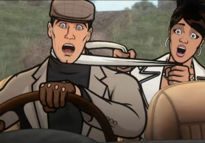 What's On Tonight: March Madness Roars On And Sterling Kidnaps Lana's Heart On 'Archer'