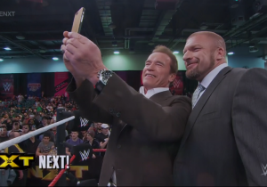 The Best And Worst Of WWE NXT 3/18/15: I Live To See You Eat That Selfie