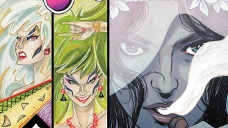 Artist Alley: The best comic covers I saw this week – Jem & the Holograms, The Kitchen, and more