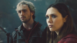This New 'Avengers: Age Of Ultron' Video Introduces Quicksilver and Scarlet Witch
