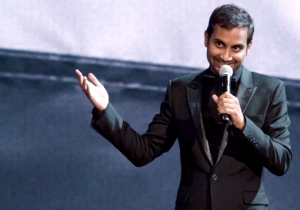 An Unexpected Evolution Lies Within 'Aziz Ansari: Live At Madison Square Garden'