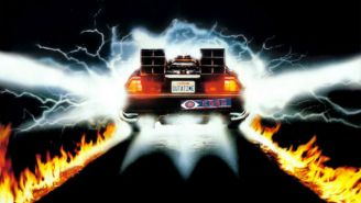 How 'Back To The Future' Built The Perfect Time Machine