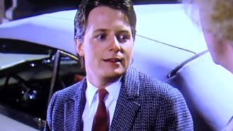 Watch the 'Back to the Future' deleted scene everyone's suddenly talking about