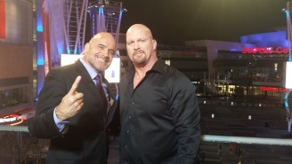 Stone Cold Steve Austin Had Lots Of Praise For CM Punk On 'Inside MMA'