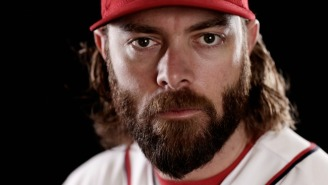 Bask In The Glory Of Baseball's Best Facial Hair From Photo Day