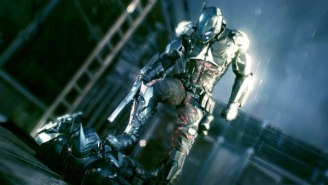 Here's How 'Batman: Arkham Knight' Earned That Mature Rating