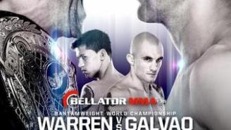 Listen To MMA Fighter Joe Warren's Painful Screech From Bellator 135