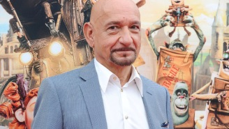 This Interviewer Wasn't Putting Up With Ben Kingsley's Bullsh*t