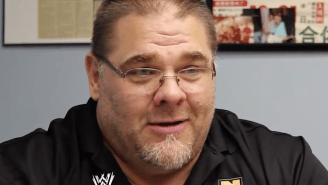 No Laughing Matter: Bill DeMott Is Stepping Down As WWE Performance Center Head Coach