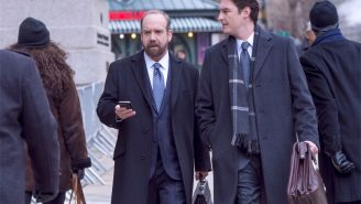Showtime orders 'Billions' drama with Paul Giamatti and Damian Lewis