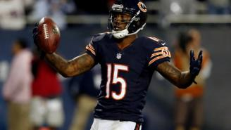 REPORT: The Bears Are Attempting To Trade Brandon Marshall And Free Up $7.5 Million