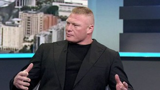 The UFC Was Willing To Pay Brock Lesnar Double What The WWE Was Offering
