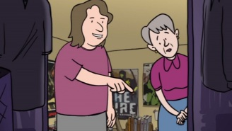 This Guy Recorded His Teenage Arguments With His Parents Then Had Them Turned Into A Cartoon
