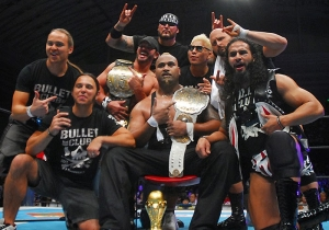 Here's The Latest Piece Of Bullet Club Merchandise You Need To Buy And Wear Everywhere