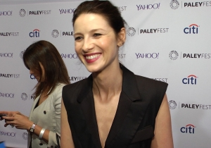 'Outlander' star Caitriona Balfe on 'The Wedding,' TV sex and female directors