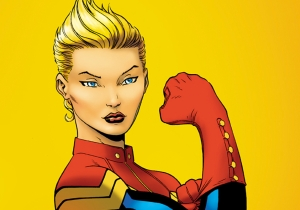Captain Marvel NOT appearing in 'Age of Ultron,' shelve your end-credits theory