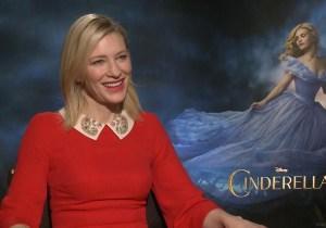 Cate Blanchett almost ran off with Eddie Redmayne's Oscar