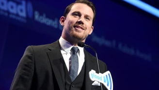 Channing Tatum Is Using His Wife And Kid To Promote 'Magic Mike XXL' With A Rather Unique T-Shirt