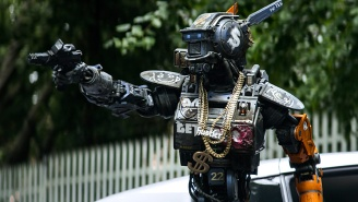 'Chappie' Is Preposterous, Hilarious, And Just When You Least Expect It, Thoughtful