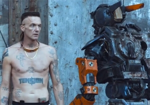 Ninja From Die Antwoord Was Allegedly A Huge Pain In The Ass While Filming 'Chappie'