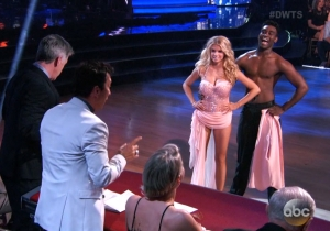 A 'Dancing With The Stars' Judge Just Got Awkwardly Real With Charlotte McKinney