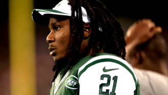 Running Back Chris Johnson Was Injured In A Deadly Drive-By Shooting Saturday Night
