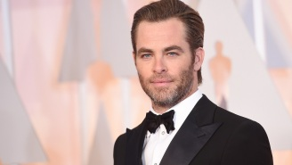 Chris Pine Officially Signs On To Play Steve Trevor In 'Wonder Woman'