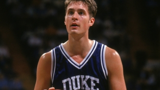 Christian Laettner Finally Apologizes For 'The Stomp'