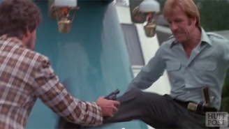 'Chuck Norris Kicks Everything' (Undeservedly) Honors The Man's 75th Birthday
