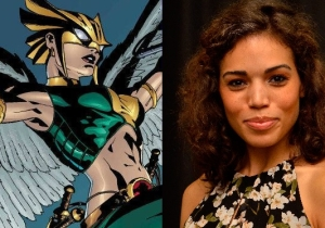 SIKE, Just Kidding About That Hawkgirl TV Series