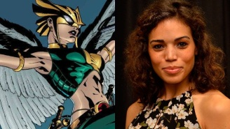 The CW's 'Arrow'/'Flash' Spin-Off Casts Two New And Unexpected Roles, Including Hawkgirl