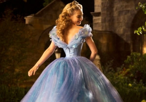 Outrage Watch: Is 'Cinderella's' waist too small?