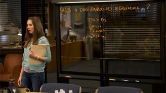 Review: 'Community' – 'Basic Crisis Room Decorum': Every dog has his day