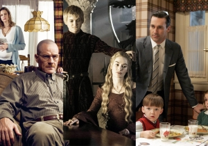 TV's Most Complicated Families