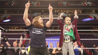 Connor 'The Crusher' Michalek Will Be Inducted Into The WWE Hall Of Fame