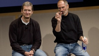Before His Boss Steve Jobs Died, Tim Cook Offered Him Part Of His Liver