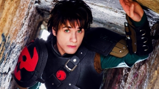 Cosplay Spotlight – How To Train Your Dragon 2's Hiccup by AlexanDrake