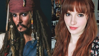 Cosplay Spotlight – Pirates of the Caribbean's Jack Sparrow by AlysonTabbitha