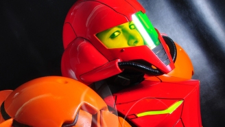 Cosplay Spotlight – Metroid's Samus by Yukilefay